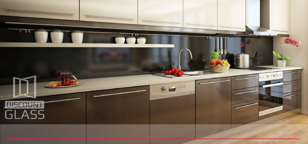 dark glass splashback sunshine coast