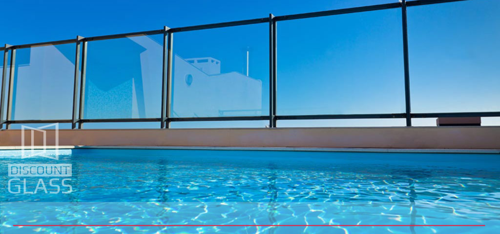 framed glass pool fence sunshine coast