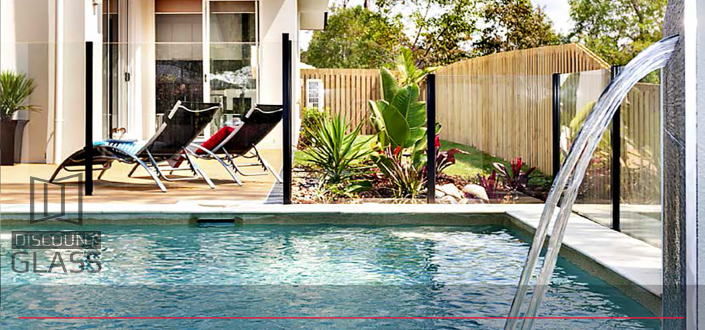 frameless glass pool fence sunshine coast