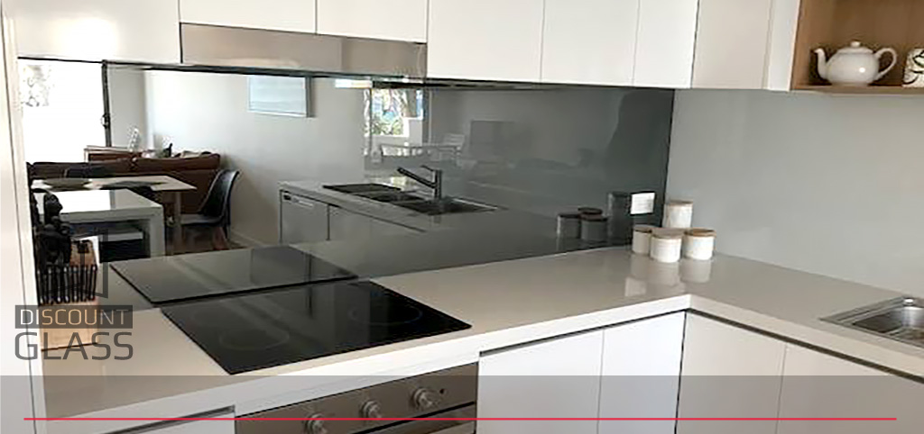 mirror glass splashback sunshine coast