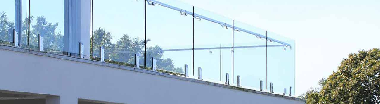 glass pool fencing sunshine coast balustrade